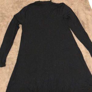 Express Dresses - Express Choker Cutout Trapeze Dress - Size M